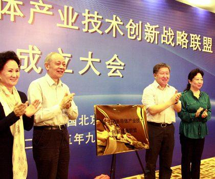 国家文化旅游产业技术创新战略联盟成立