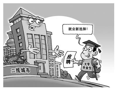 中国为就业创业者创造更宽松的环境