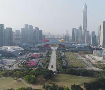 特稿:深圳,是一种世界文化