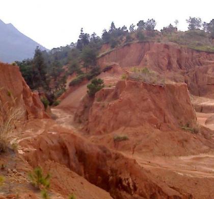 中国赣南新发现十多个大中型以上稀土矿床
