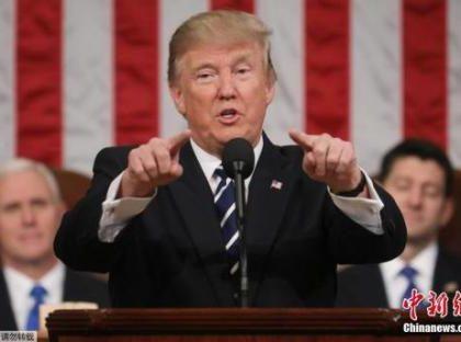 特朗普不当言论重创美国国际形象