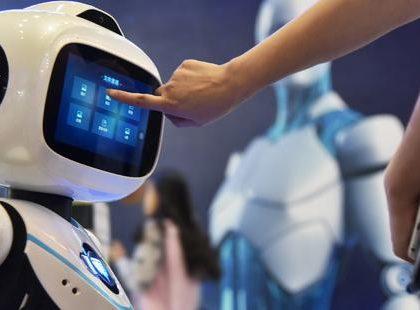 从落后到迎头赶上 中国人工智能技术兴起获世界关注