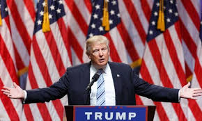 特朗普首份总统经济报告预计美国经济将更快增长