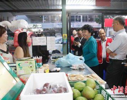 国侨办主任:欢迎侨胞回国实现中国梦