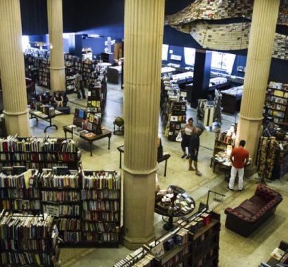 """(世界读书日)通讯:""""最后的书店""""——洛杉矶的一道风景"""
