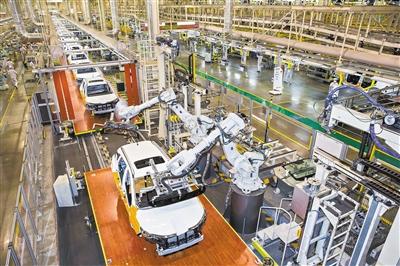 穗汽车制造业年产值力争达万亿元