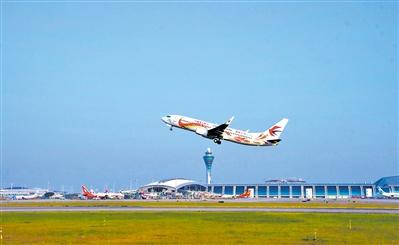 """广州打造""""航空产业价值创新园区"""""""