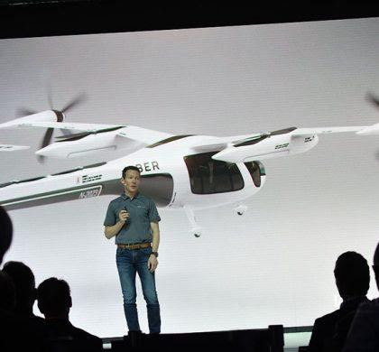 美航天局将与优步合作探索城市空中交通