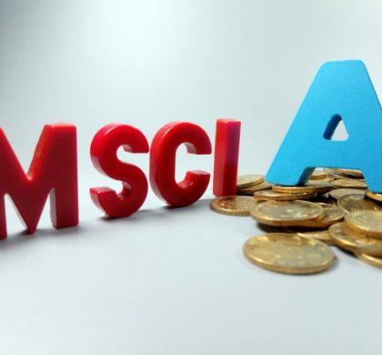 """234只股票""""准名单""""发布!A股正式纳入MSCI进入倒计时"""