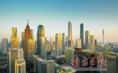 广州全球连通性位居中国第五