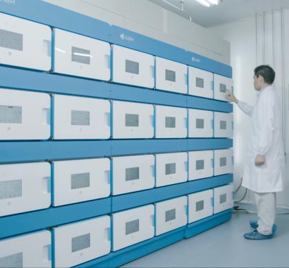 """国际首台全自动干细胞诱导培养设备在广州诞生 干细胞实现机器""""生成"""""""