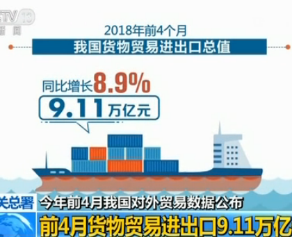 权威人士解读中国今年前4月财政收入增速超GDP增速