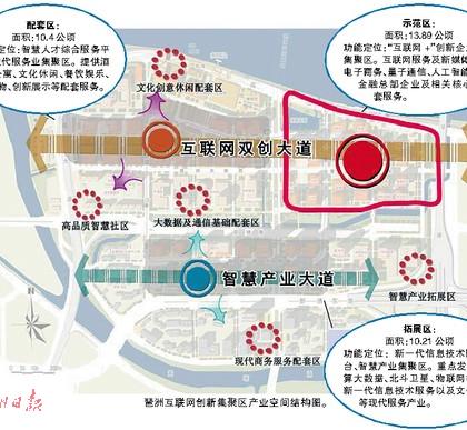 广州创建十大价值创新园 形成经济发展新引擎