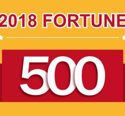 12家总部在粤企业跻身世界500强
