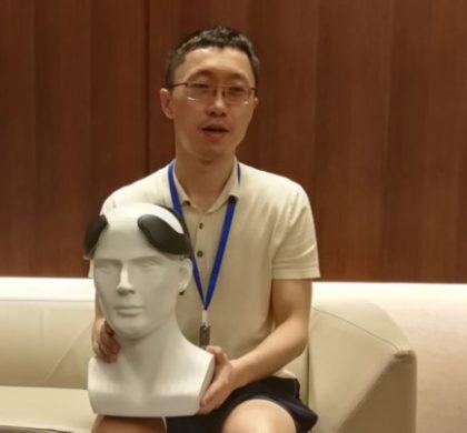 中国科学家研发增强脑功能的穿戴式头盔
