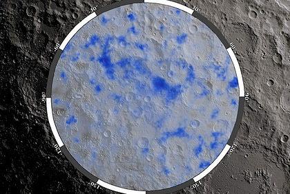 """新闻分析:月球有水使其更具""""竞争优势"""""""