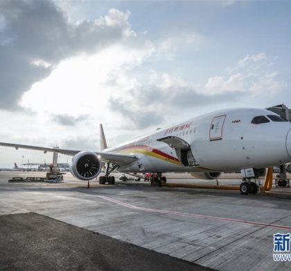 广州开通国际通航点达86个