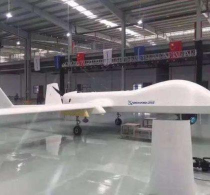 """珠海航展无人机""""井喷""""见证中国创新能力"""