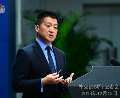 外交部:中国是不是安全,加拿大老百姓心中自有一杆秤